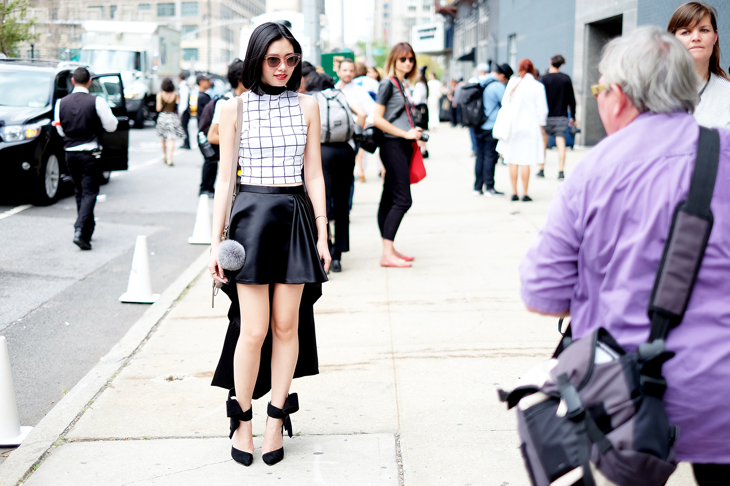New York Fashion Week 2014