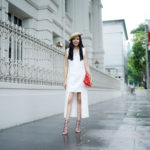 THE ALL-WHITE SEMI-FORMAL OUTFIT