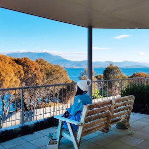 #111LOVESTORY HONEYMOON: OUR GORGEOUS AIRBNB IN TASMANIA