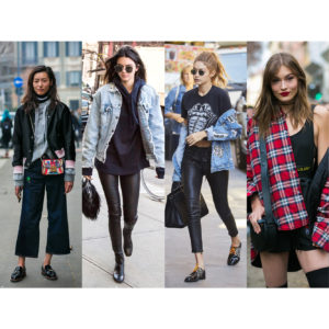 STREET STYLES: FINDING INSPIRATIONS FROM TOP MODELS AROUND THE GLOBE