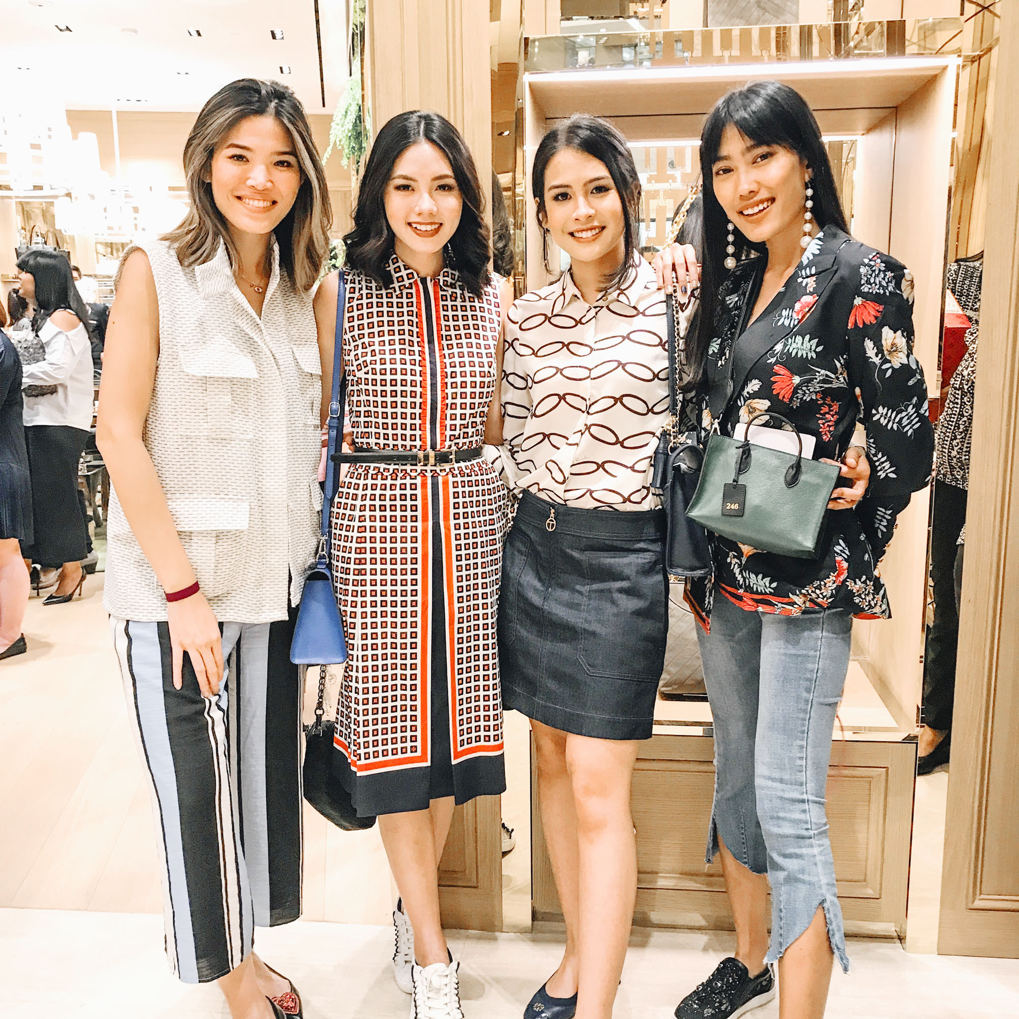 Fact: From office wear to elegant dresses, Tory Burch is the expert of  creating lavish styles. So you can imagine the kind of evening I spent with  Tory ...