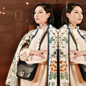 TORY BURCH FW'18: WHEN IN HONG KONG