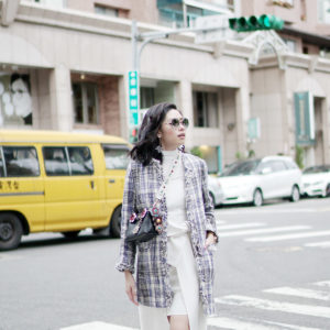 DRESSING UP LIKE A FRENCH LADY: GINGHAM