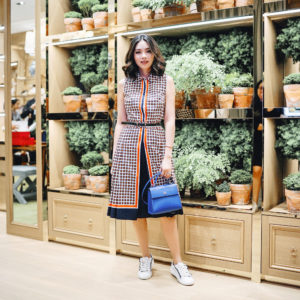 THREE THINGS THAT HAPPENED DURING THE OPENING OF TORY BURCH AT PACIFIC PLACE MALL, JAKARTA