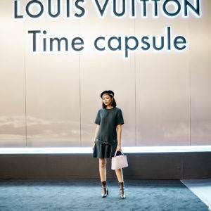 Louis Vuitton Event Singapore: Time Capsule Exhibition