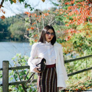 HIROSHIMA OUTFIT DIARY: CHIC AUTUMN